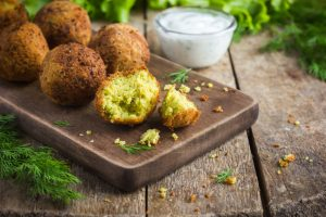 Falafel for Spanish Tapas