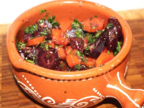 andalusian adobo carrots